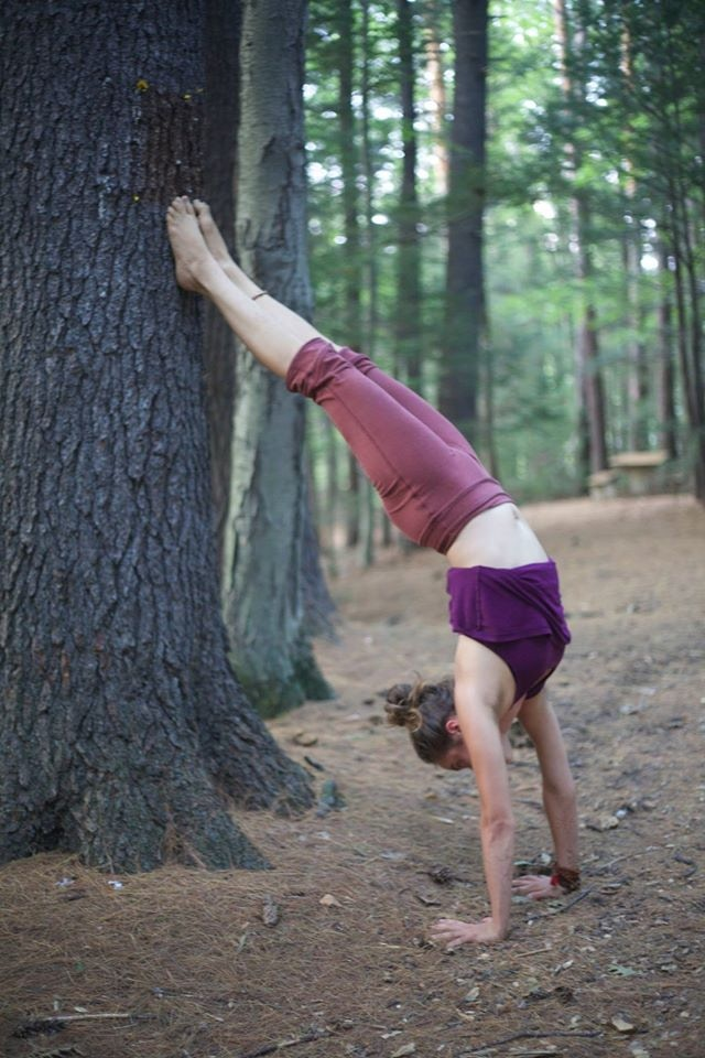Brittany Stoll, Yoga Teacher & Founder of Yin Lily Healing Arts