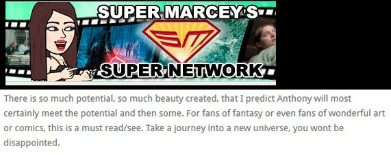 Review from SuperMarcey