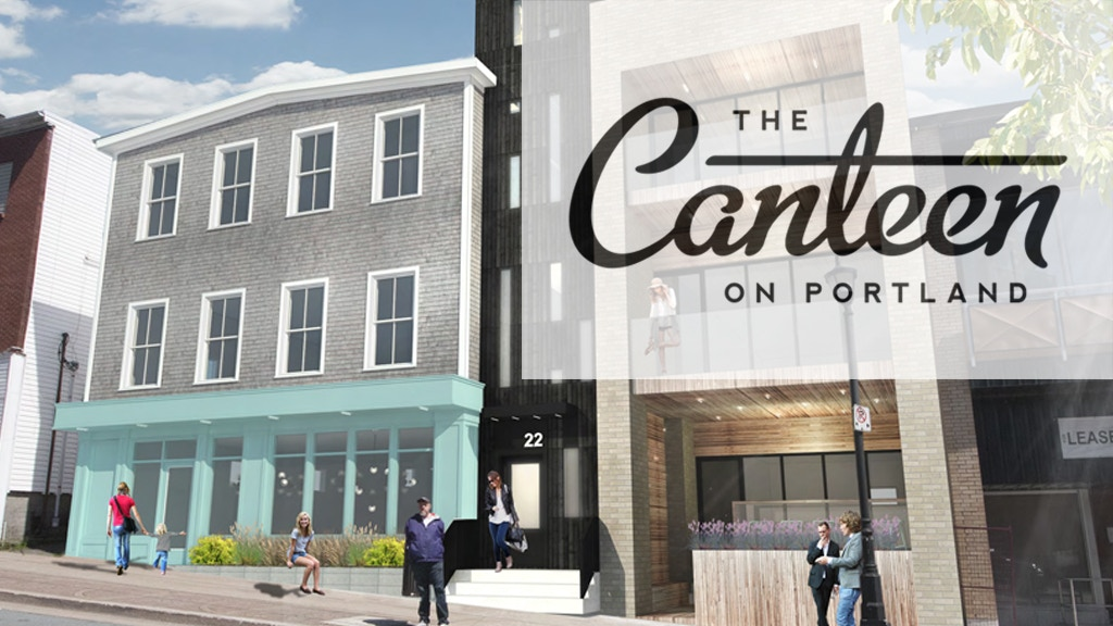 The Canteen on Portland project video thumbnail