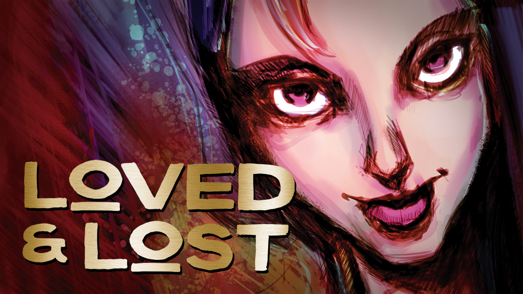 Loved & Lost Anthology project video thumbnail