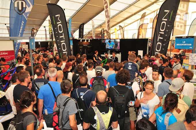 International MTB show Roc d'Azur