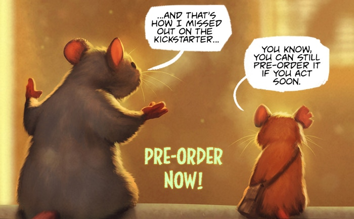 Thanks everyone! Book 1 is available to purchase now and book 2 is available to pre-order. link below.