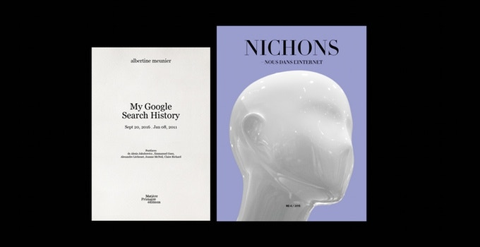 My Google Search History, volume 2 & Nichons-nous dans l'internet #4 - contribution 35 € or more