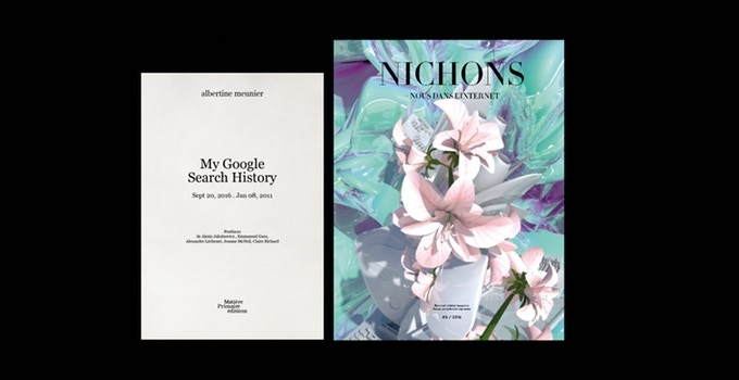 My Google Search History, volume 2 & Nichons-nous dans l'internet #5 - contribution 35 € or more
