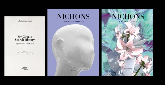 My Google Search History, volume 2 & Nichons-nous dans l'internet #4 et #5 - contribution 45 € or more