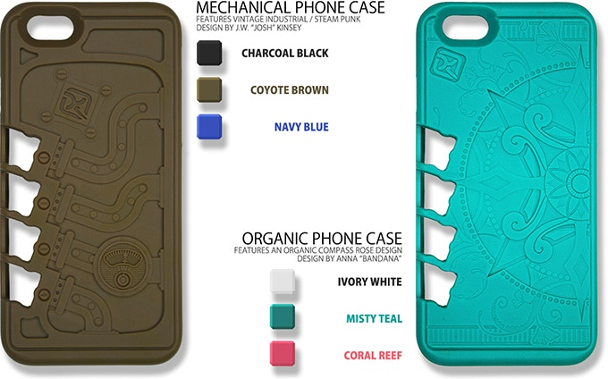 Phone Case for iPhone 6, 6S and 7