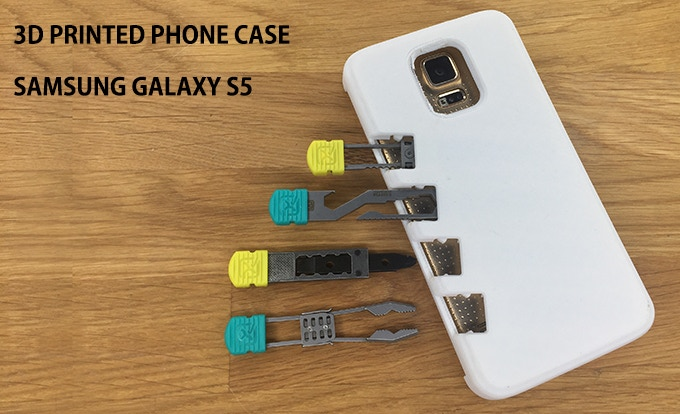 Phone Case for Samsung Galaxy S5 (example)