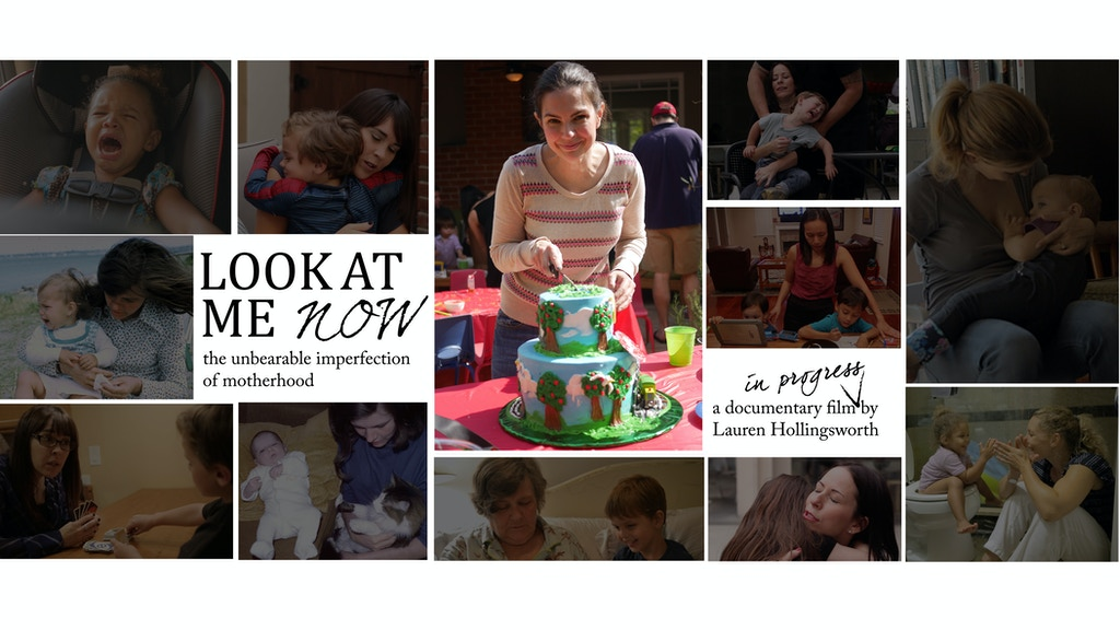 LOOK AT ME NOW: A Documentary About Working Moms project video thumbnail