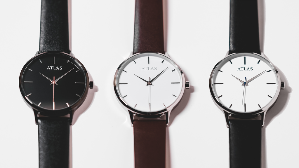 Next Generation Contemporary Watches by Atlas Time Co. project video thumbnail