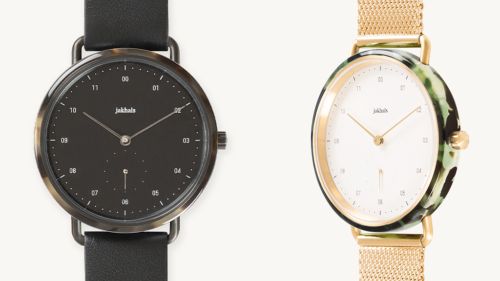Minimalist watches with an edge project video thumbnail