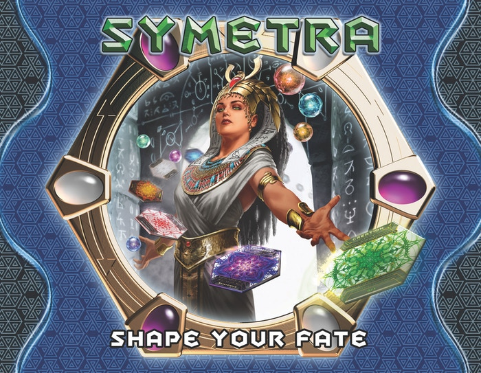 SHAPE YOUR FATEby using a Matrix of hi-tech hexagonal cards that give you the power to control the Elements, Emotions, and Energies of the Cosmos! Actualize your Potential energy by creatively combining your cards' unique effects!