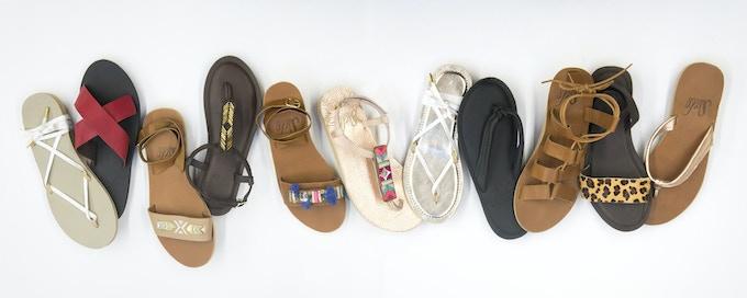 66f45b11520df Design Your Dream Sandal by Sseko Designs — Kickstarter