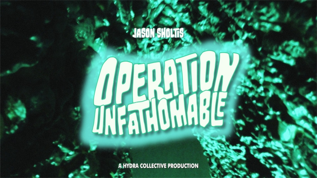 Operation Unfathomable project video thumbnail