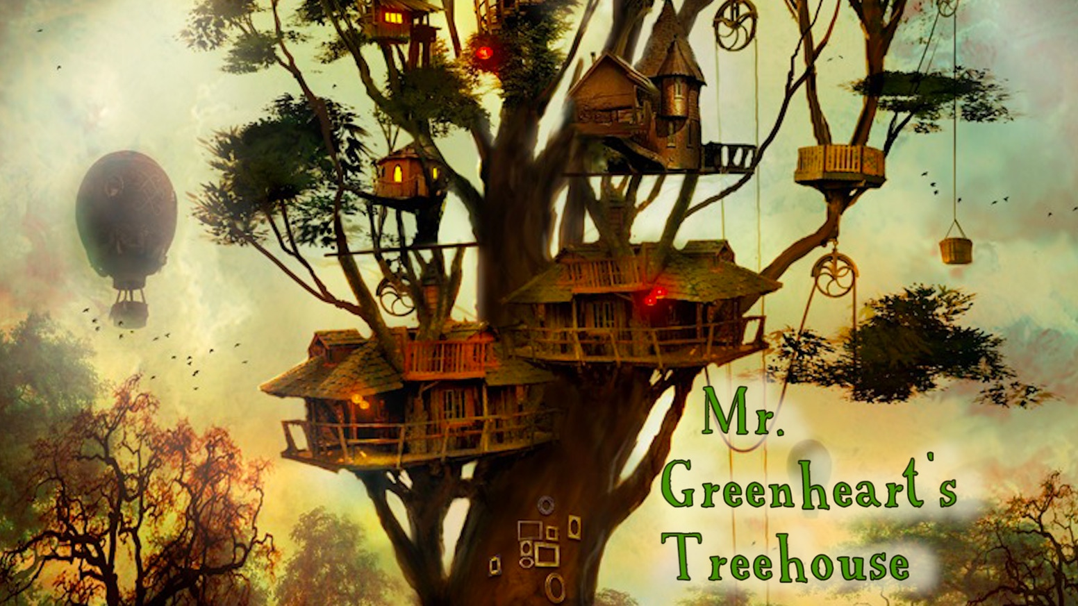 FINAL HOURS!! Mr. Green's Treehouse - Family TV Show by Jefe ... on robert rodriguez designer, cabin designer, kitchen designer, wedding designer, studio designer, target designer, outdoor designer, safari designer, party designer, tent designer,