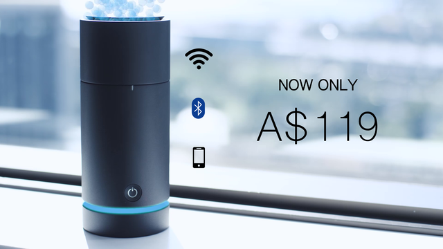 Smart Organic Air Purification & Mold Control Devices project video thumbnail