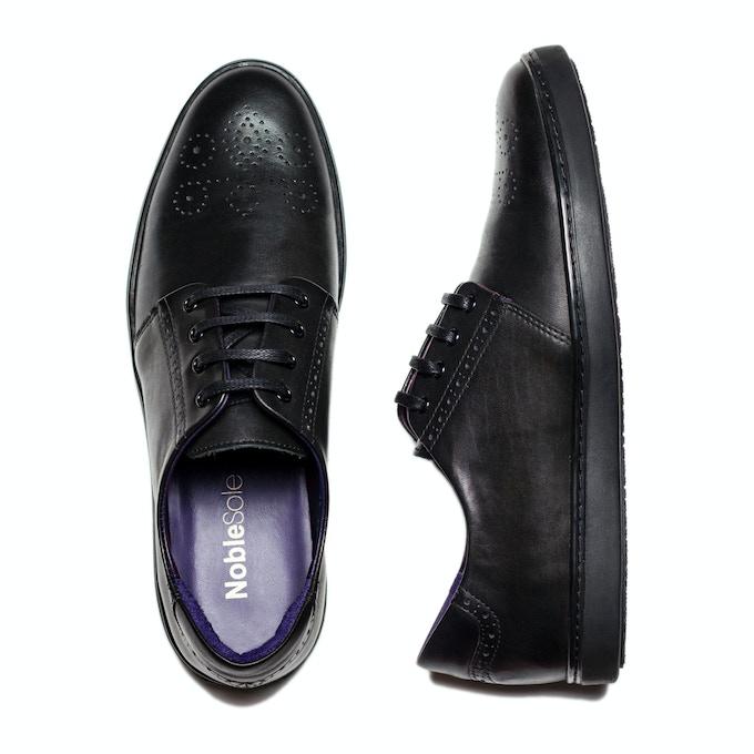 Black: Best worn with blacks and greys.