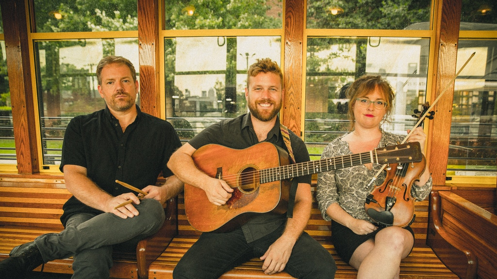 Jon Stickley Trio's NEW ALBUM w/ Dave King+EP RELEASE! project video thumbnail