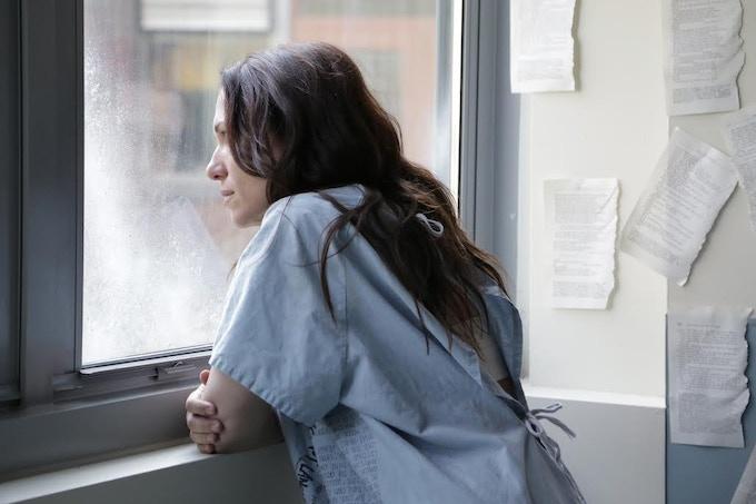 Catherine Eaton as Olivia