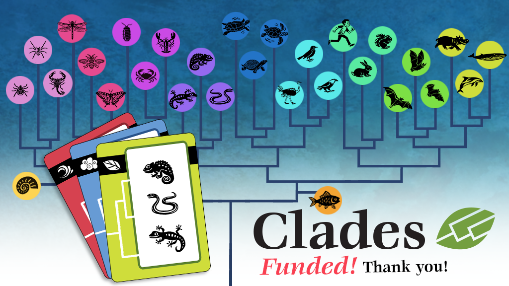 Clades, the Evolutionary Card Game project video thumbnail