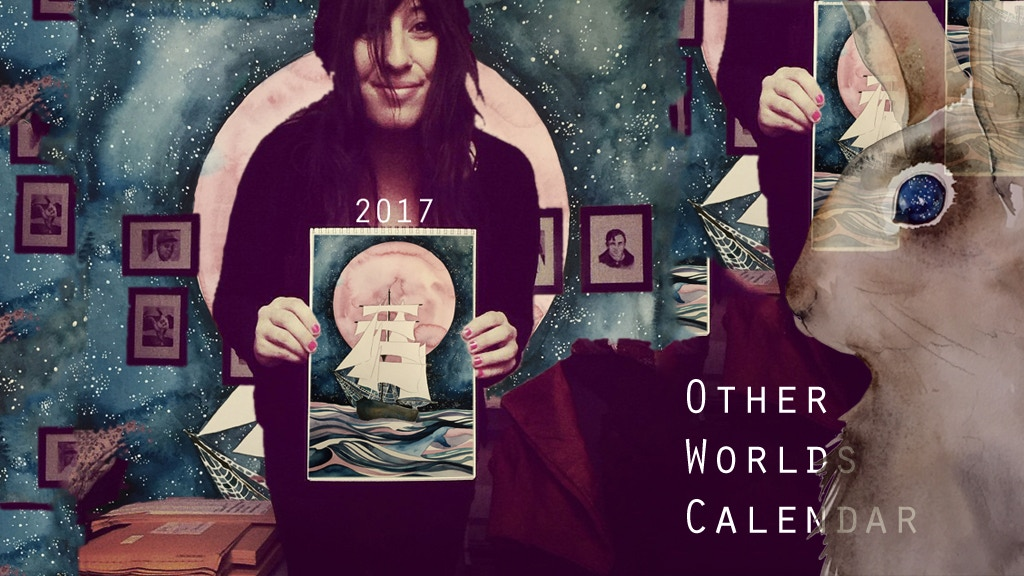 Other Worlds - 2017 Calendar project video thumbnail