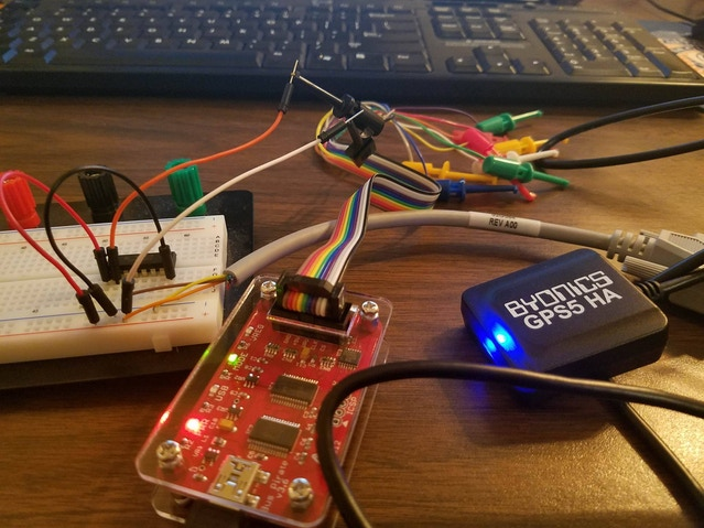 GPS Conversion Circuit