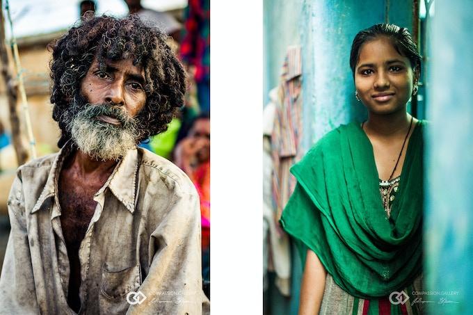 """I desire mercy, not sacrifice."" - Jesus (Mat. 9:13 / Hos. 6:6 ESV) (India)"