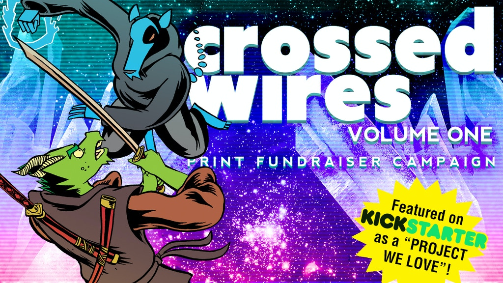CROSSED WIRES Volume 1 project video thumbnail