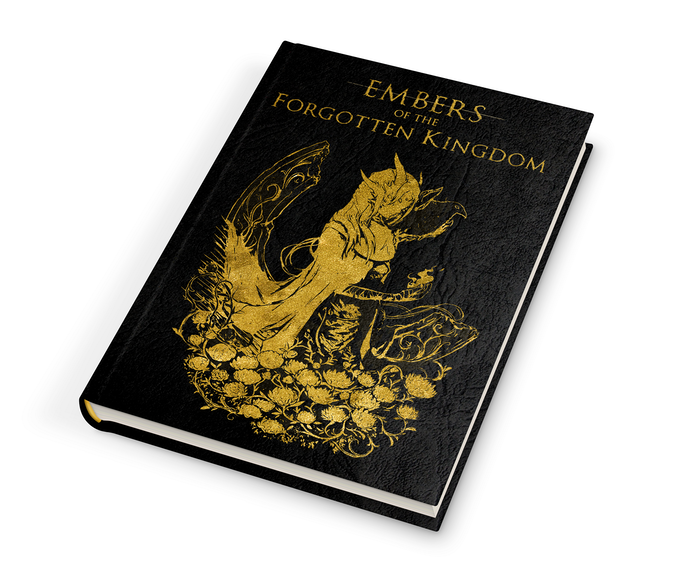 Embers of the Forgotten Kingdom by Andreas Walters ...