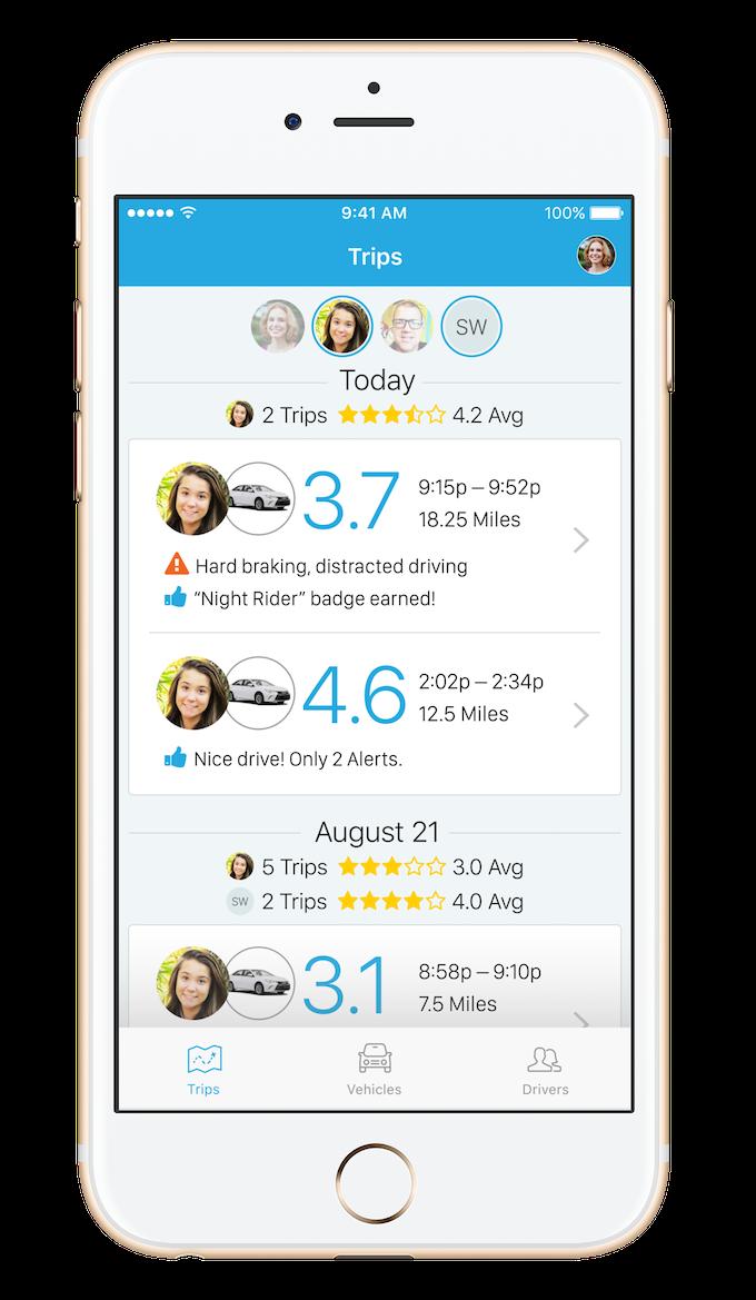 DriveBetter App