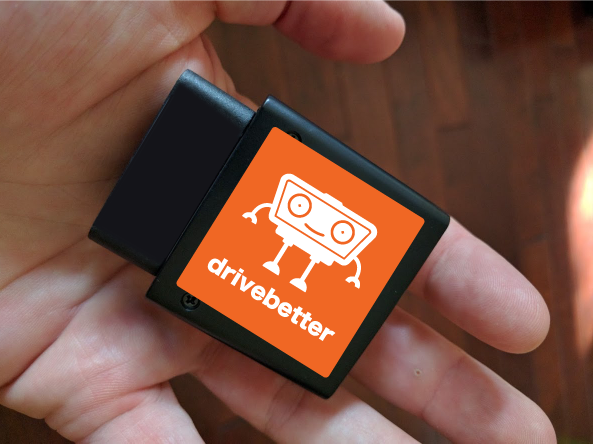 DriveBetter in-car device