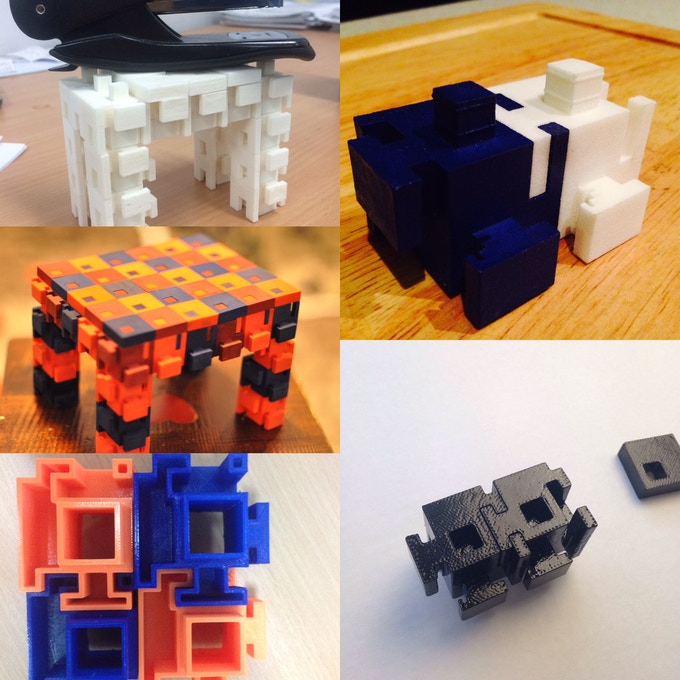 The evolution of Aran Blocks