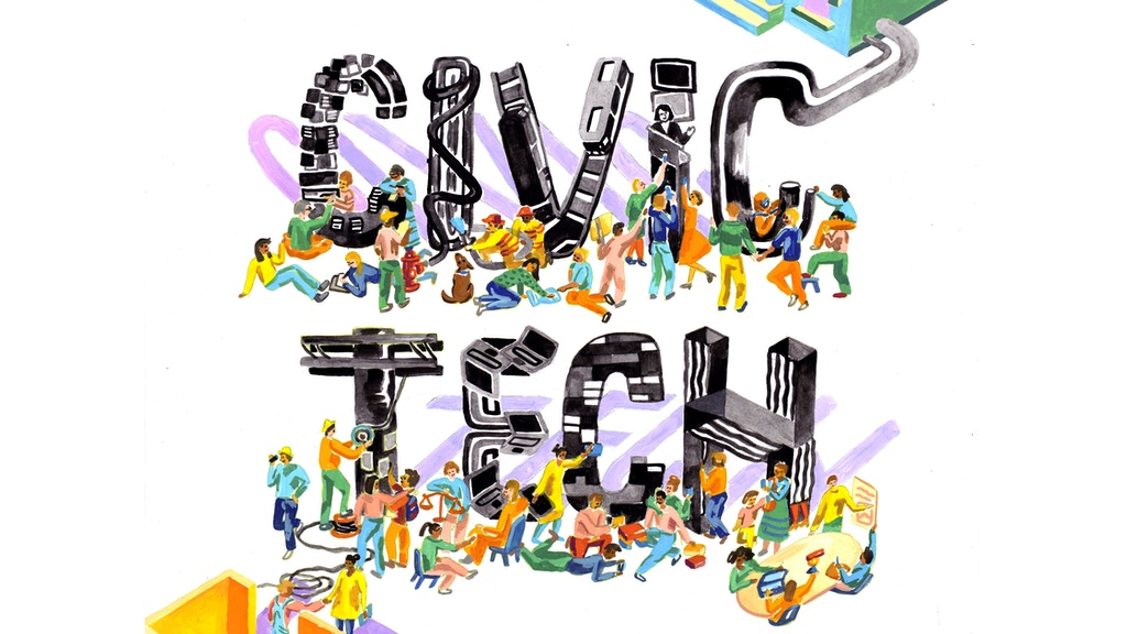 Civic Technology: The True Story of Hackers for Good project video thumbnail