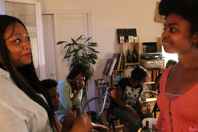 Ouvrir La Voix_Rencontres pré-tournage