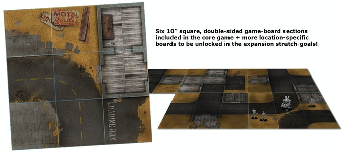 Armoured Syndicate - The Board Game by Black Phoenix Games