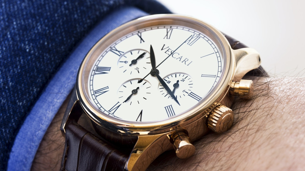 The Heritage Chronograph by Vescari Watch Co. project video thumbnail