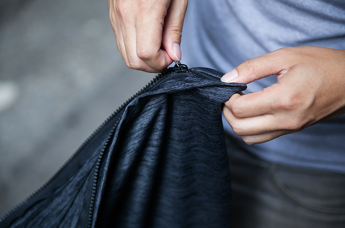 Big Zippers are heavy duty, for your heavy duty tasks.
