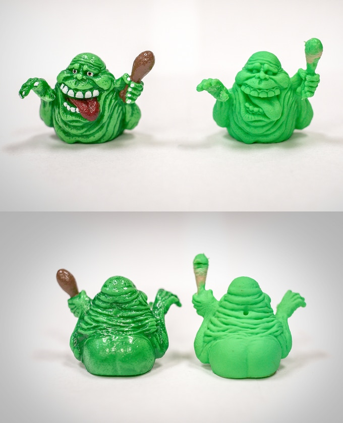Slimer production and prototype