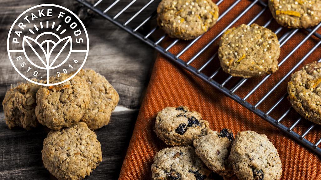 Partake foods by denise jeremy and vivi woodard kickstarter for Food s bar unloc