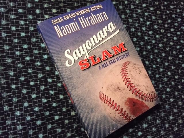 Sayonara Slam, mystery novel by Naomi Hirahara