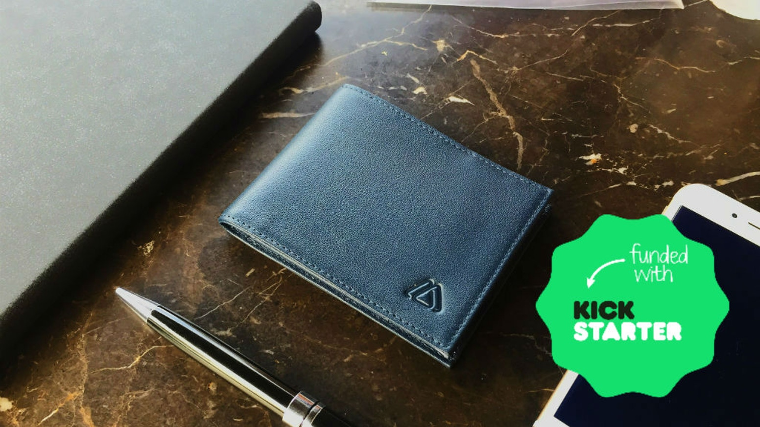 Deuce by Modest Mark is a discreet slim wallet that carries all your essentials, while keeping your personal information safe with RFID protection.