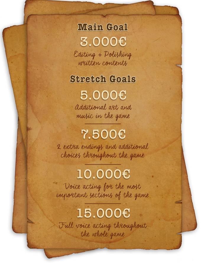 OMG stretch goals!