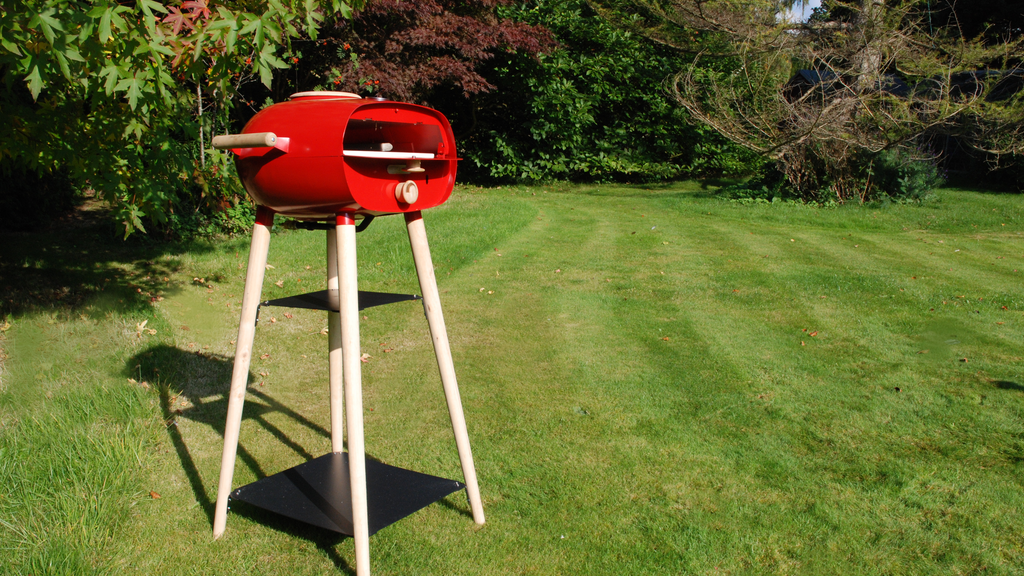 The Firepod - Portable Pizza Oven, BBQ and Hot Rock Cooking project video thumbnail