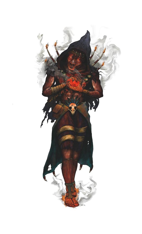 Zula Pyromancer