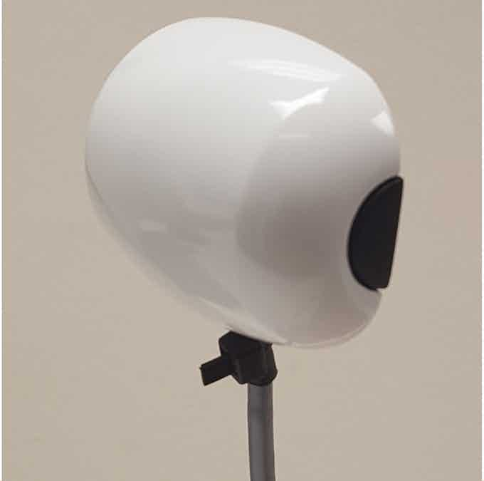 Proprietary sensor – patent pending