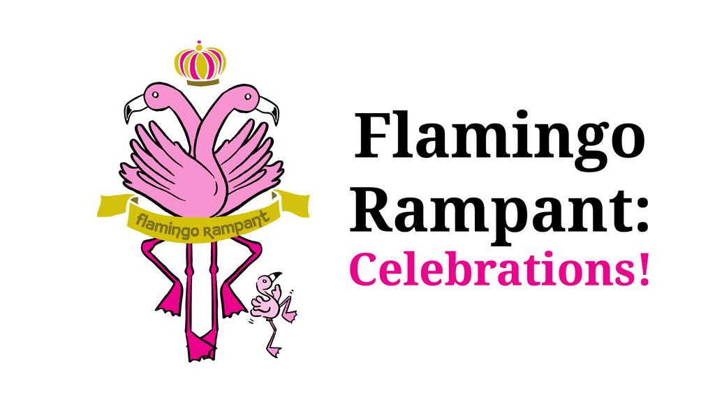 Flamingo Rampant LGBT2Q Children's Books: Celebrations Set! project video thumbnail