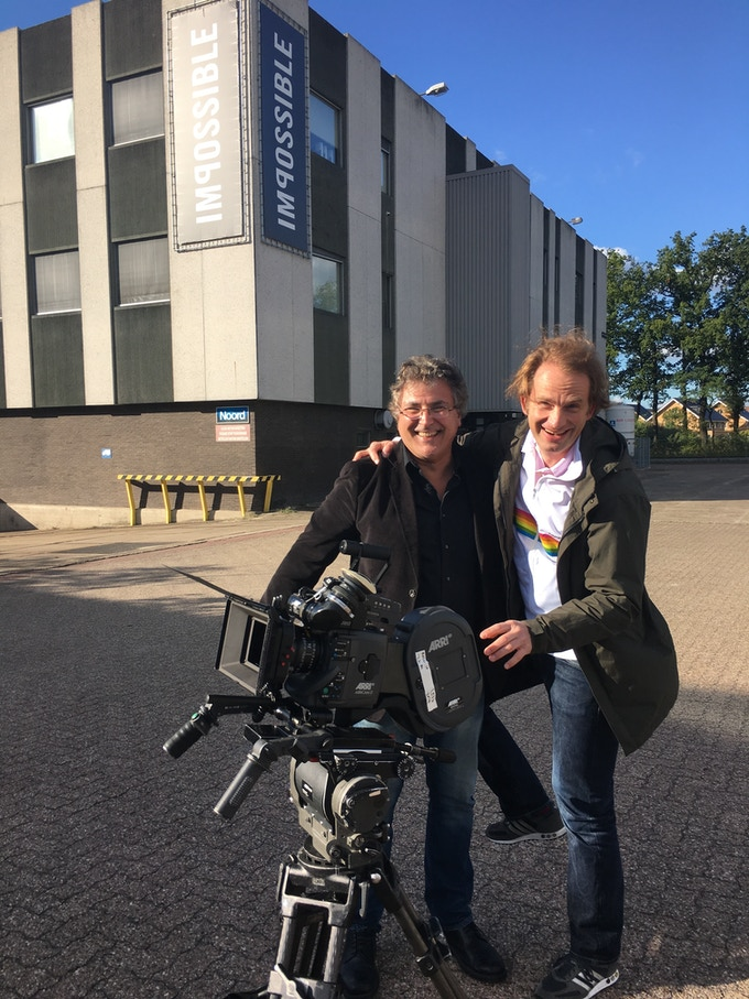 Bob & Doc @ Enschede