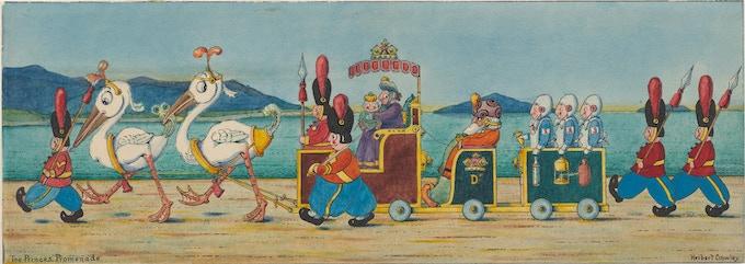"""""""The Prince's Promenade"""""""
