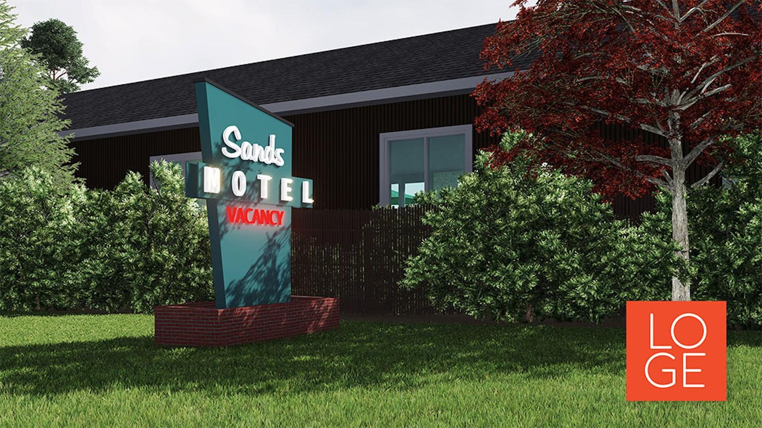 LOGE Camp and Motel by Johannes Ariens — Kickstarter