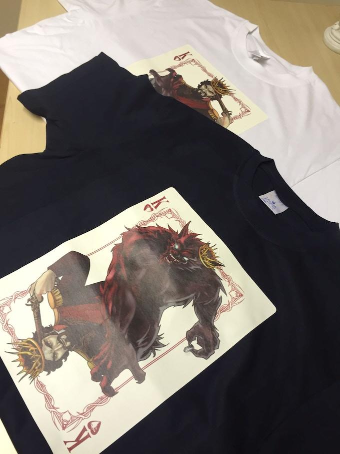 HoRROAR! T-shirts!