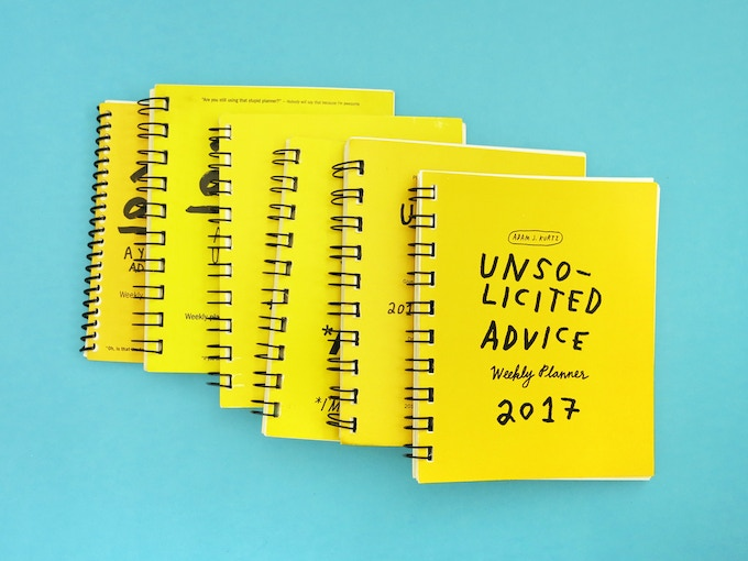Six years of Unsolicited Advice